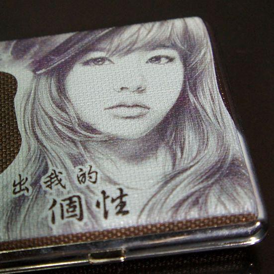 客製化彩印菸盒